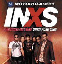 INXS: The Switched On Tour